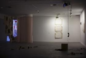 Imatge general de l'exposició.
