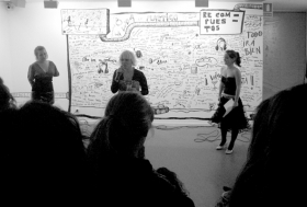 Sala d'Art Jove_Spoken word_2008