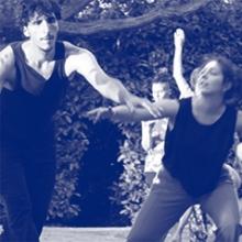 Residència LaDiscoteca - Dance Workshop Summer Camp. Sala d'Art Jove 2019